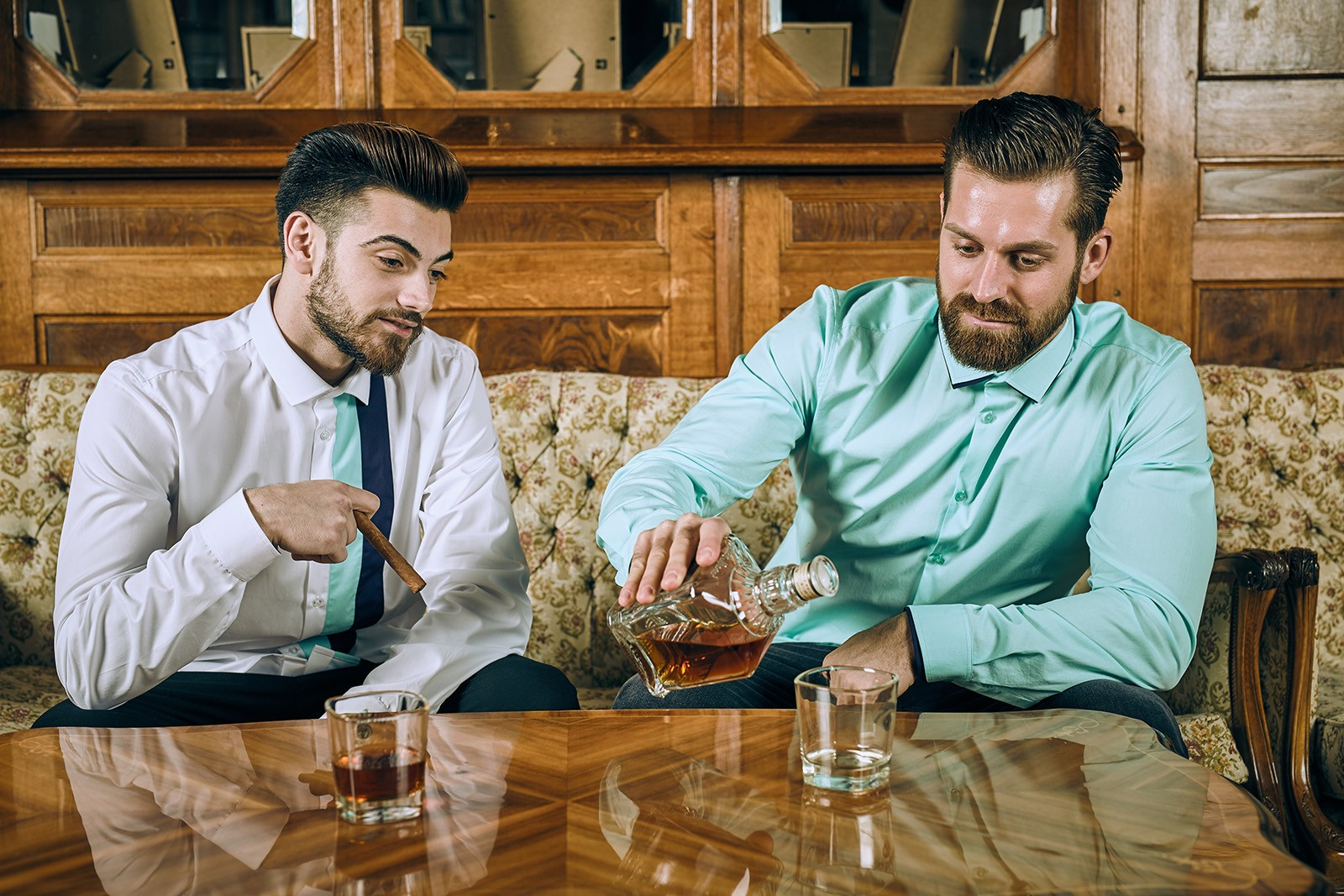 sibling rivalry and alcoholism