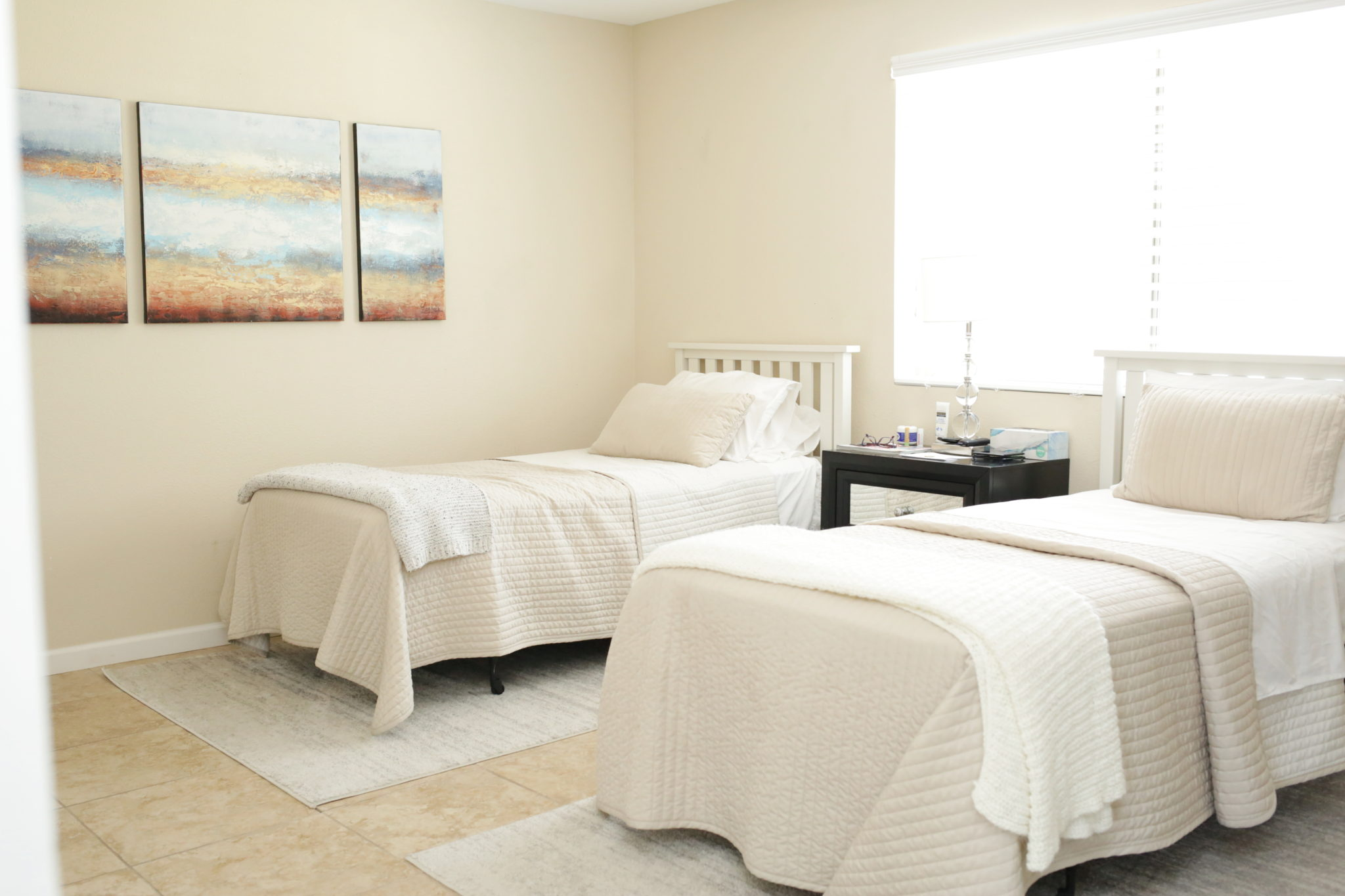 Scottsdale Recovery Center Double Room
