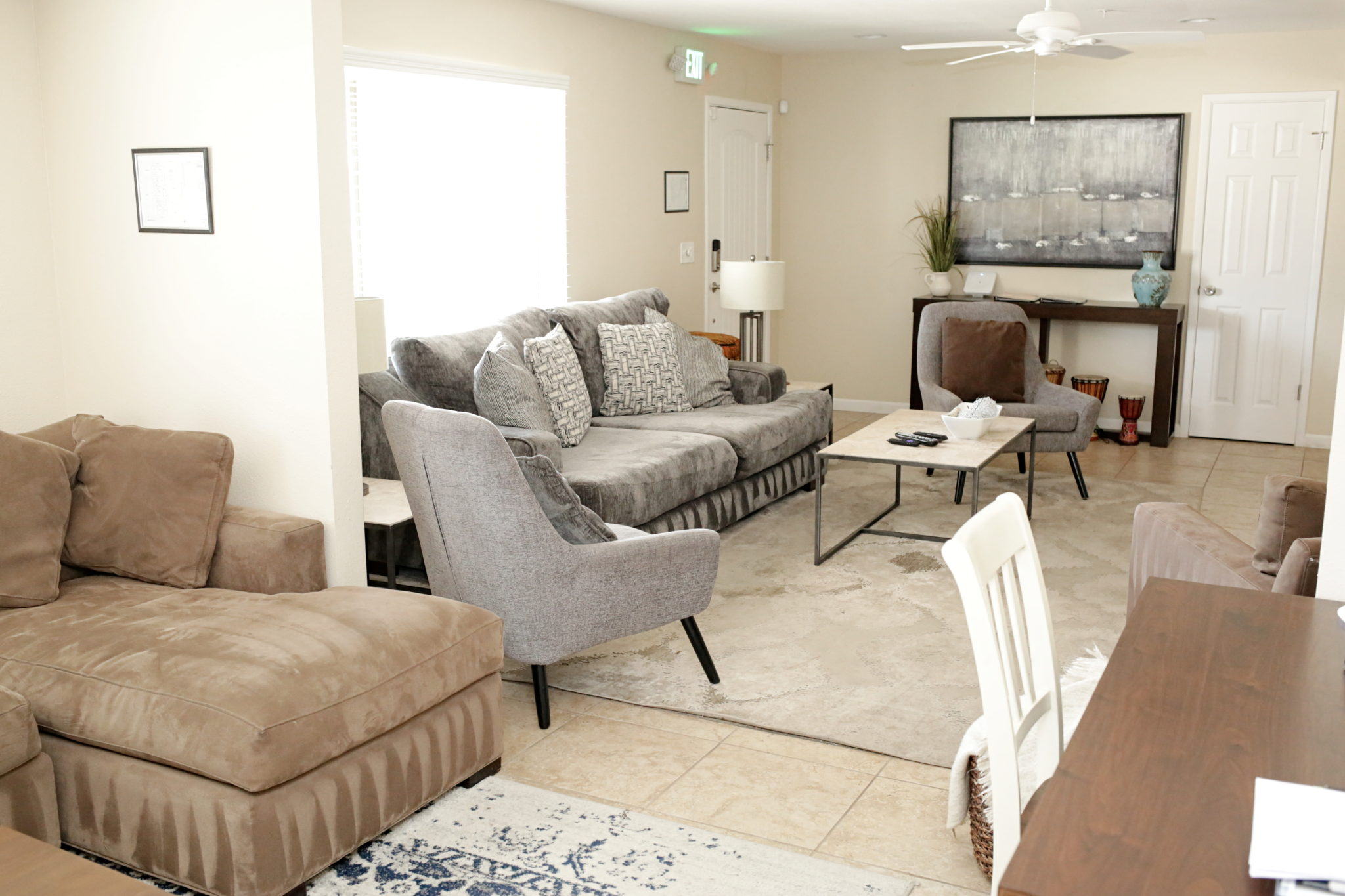 Scottsdale Recovery Center Family Room
