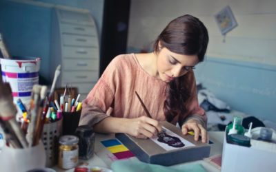 How Can Art Therapy Help During Drug Rehab?