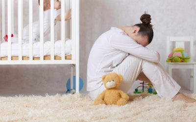Postpartum Causing Relapse After Giving Birth