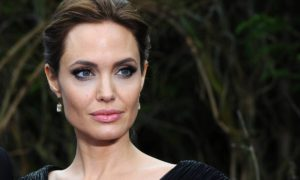 Angelina Jolie in recovery