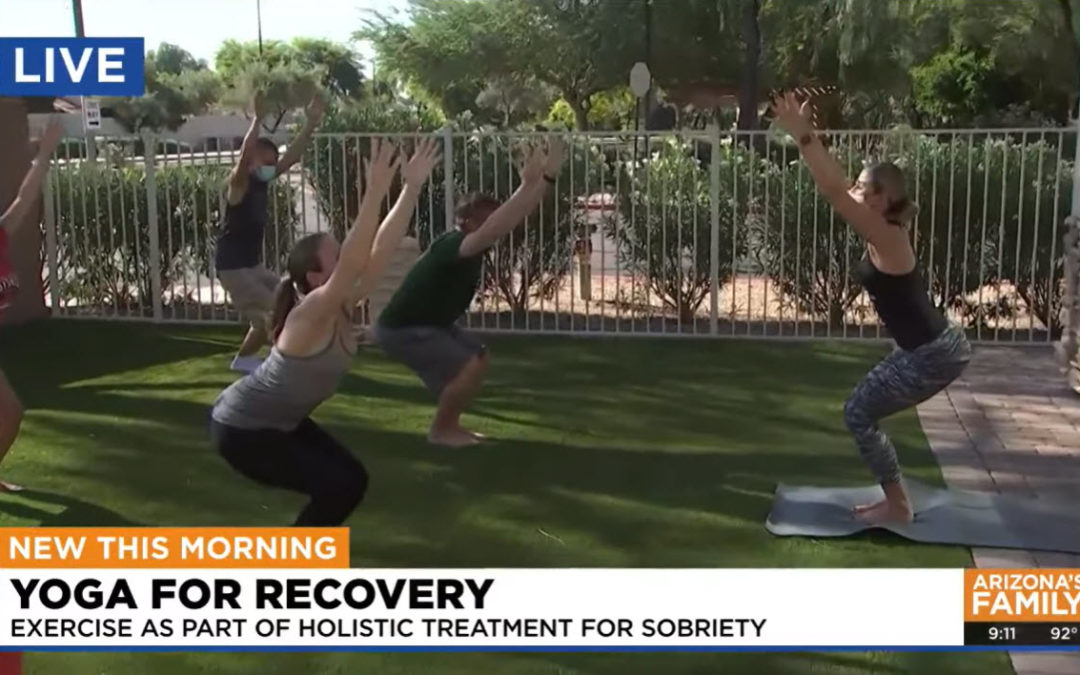 3TV Motivation Monday: Yoga for Recovering Addicts, Holistic Addiction Treatment – SRC in the News